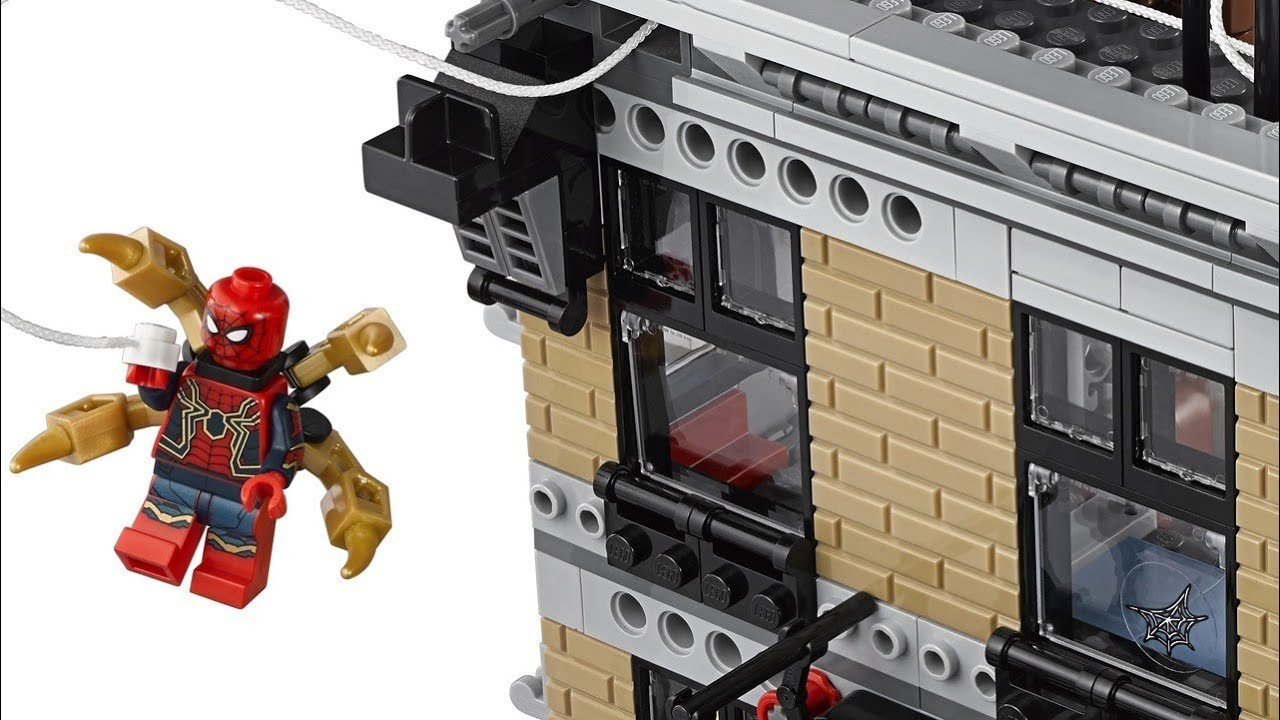 Sanctum SanctorumThanos AvengersInfinity Unboxing Sets Battle Lego Ultimate War MSpUVz