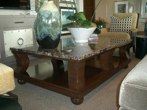 entrancing-granite-top-coffee-table-design-ideas