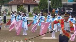 Marching Band & Color Guard - Dies Natalis STMKG 2016
