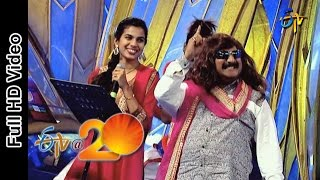 Mano and Sravana Bhargavi Performs - Vaaji Vaaji Song in Vijayanagaram ETV @ 20 Celebrations