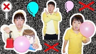 ★「夜に風船しちゃダメ!」風船ミステリードラマ★Balloon mystery★ thumbnail