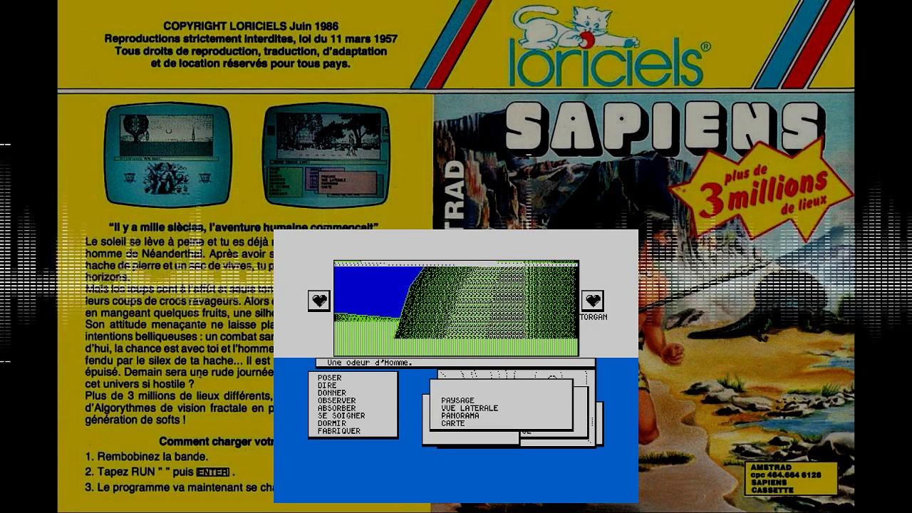 sapiens amstrad