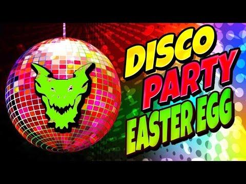 DISCO Party EASTER EGG - Der Eisendrache - Disco Ball