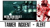 Metal Gear Solid 2 Tanker Incident Alert Alternative Youtube
