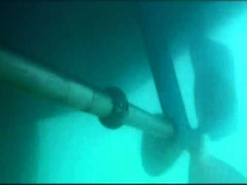 Ohana 09/06/11 Hull Service Condition Video