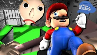 Download Video SMG4: If Mario was in... Baldi's Basics MP3 3GP MP4