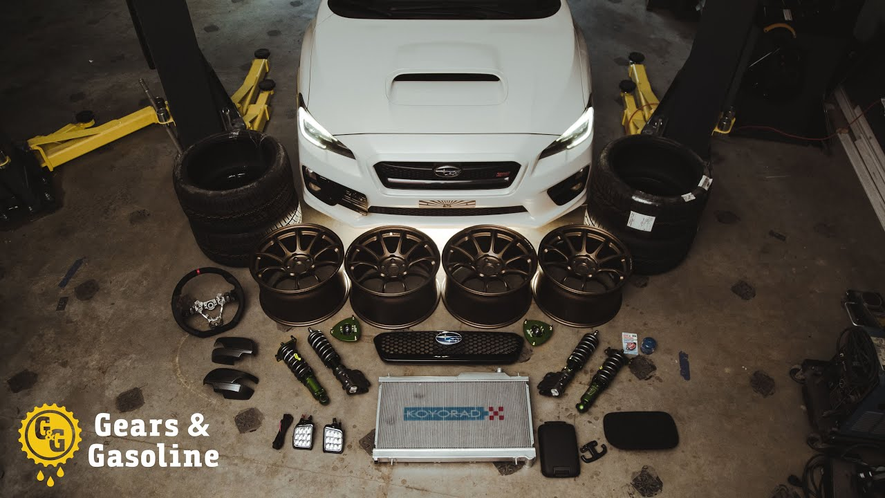 Download Building the Perfect Daily Driver STI - Episode 1