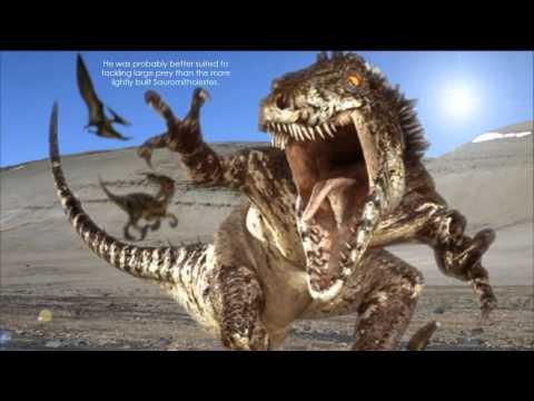 Facts And Figures on Dromaeosaurus Albertensis / Dromaeosauridae / Raptor.