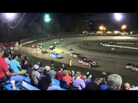 Comp Cams Late Model 4/26/14 Riverside International Speedway- Memphis, TN