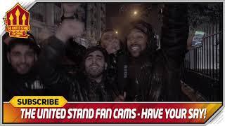 JOEL PEREIRA FAN CAM! PSG 1 vs 3 Man United Fan Cam