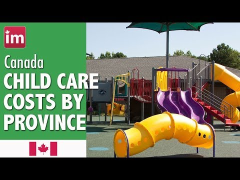 Child Care Fees In Canada - Cost Of Living In Canada