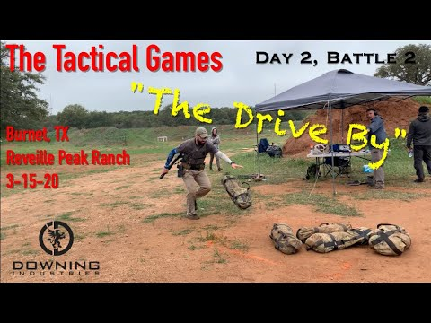 The Tactical Games, Burnet TX Day 2 Battle 2