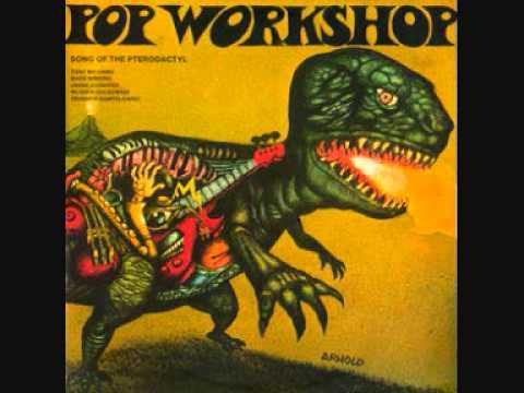 """Song of the Pterodactyl"" (Suecia, 1974) de Pop Workshop"