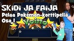 Pokémon-korttipeli #1: Ensiaskeleet