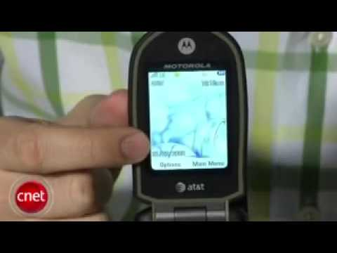 Motorola Tundra VA76r Review!