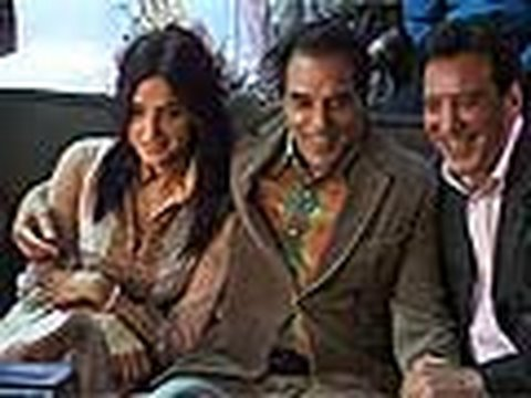 Dharmendra at Honour Killing film press meet - YouTube