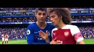Matteo Guendouzi vs Chelsea 18.08.2018