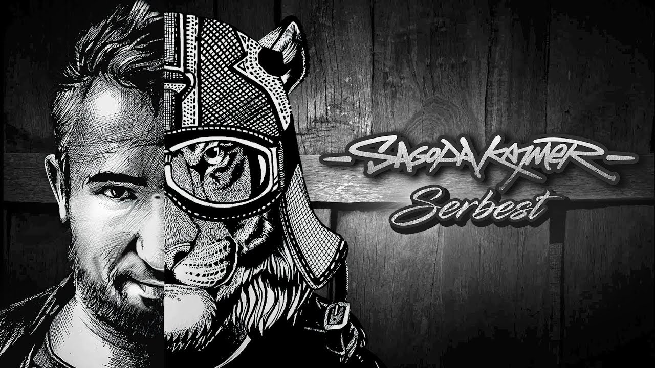 Sagopa Kajmer - Serbest (Official Audio & Lyric Video)