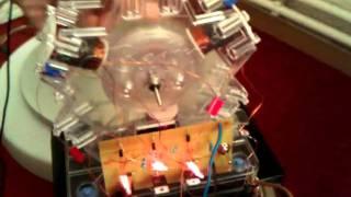 3 Spulen Mini Bedini Energizer - 3 Coil Mini Benini Energizer