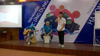 Đưa nhau đi trốn - Cover Version - Trải nghiệm Đại học ứng dụng - Đại học Nguyễn Trãi