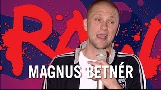 Aborter - Magnus Betnér | RAW COMEDY