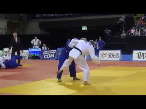 Veteran European Judo Championships,  Glasgow 2018,  M7-60 kg