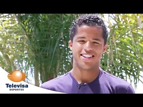 Giovani Dos Santos - Un Día en La Vida... I Televisa Deportes
