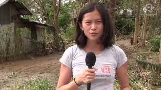 Nueva Ecija: Destroyed rice, vegetable farms everywhere