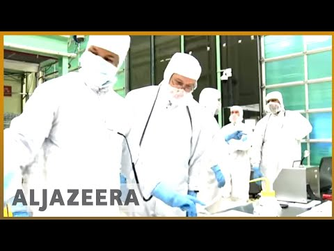 NASA's new satellite measures ice levels on Earth | Al Jazeera English