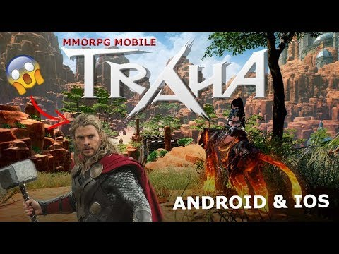 Review Game Traha (NEXON) Android & IOS (Indonesia)