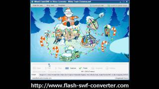 Convert SWF to AVI easily with iWisoft Flash SWF to Video Converter