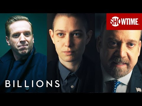 'The Take Down' Official Teaser | Billions | Season 5