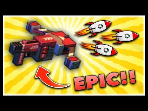 THE ROCKET CROSSBOW! (Epic Gameplay)