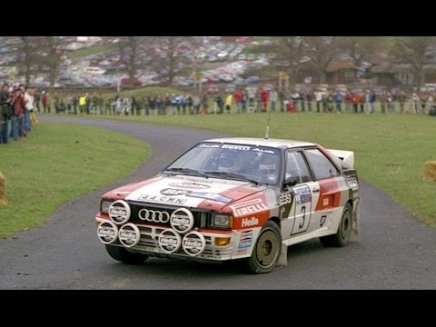"""WRC """"Lombard RAC Rally"""" 1983 (""""Group B"""")"""