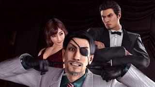 Yakuza Kiwami 2 - Cabaret Club Gameplay