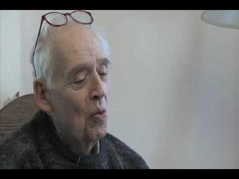"Harold Bloom reciting Wallace Stevens' ""Tea at the Palace of Hoon"""