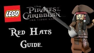 Lego Pirates - Red Hats Guide