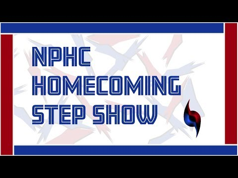 Homecoming Step Show Highlights - University of Cincinnati NPHC