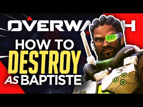 7 Important Tips to Master Baptiste (Overwatch Guide) thumbnail