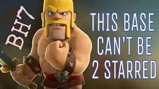 BH7 ANTI 2 STAR BASE | EASY PUSH TO 5700+ TROPHIES | BUILDER HALL| REPLAYS PROOF | CLASH OF CLANS |