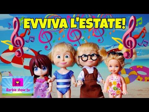 EVVIVA L'ESTATE! (video clip)