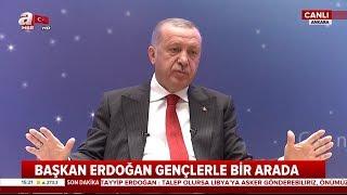 Başkan Erdoğan'dan Flaş Açıklama! KYK Borçları Silinecek Mi? / A Haber