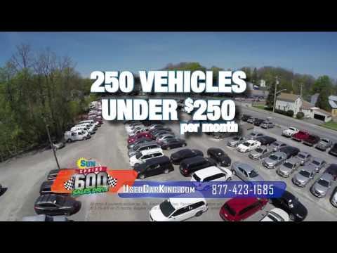 Sun Spring 600 Sales Drive!