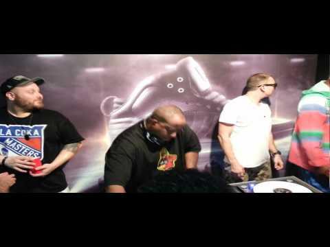 QUIET LUNCH MAGAZINE presents DJ PREMIER.