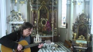 Weihnachten #18 : Tochter Zion, freue dich - Christmas Fingerstyle Guitar Solo - Helmut Bickel