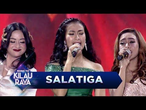 Dewi Perssik feat Iis Dahlia, Cita Citata [BINTANG PENTAS] - Road To Kilau Raya (22/7)
