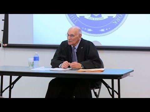 Hate Crimes Internship: Final Presentations (Entire Event)