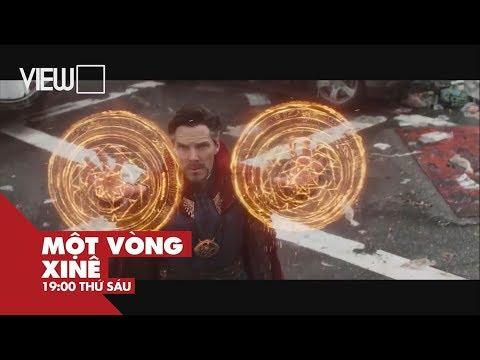 Bom tấn siêu anh hùng Avengers: Infinity War vừa ra mắt đã gây bão | Một Vòng Xinê | VIEW thumbnail