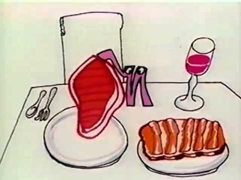 Sesame Street -Never Invite An M To Dinner