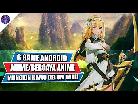6 Game Android Anime/Bergaya Anime Terbaik Yang Mungkin Kamu Belum Tahu